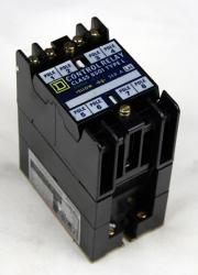 Square D AC Magnetic Relay Model 65215 - Photo 1
