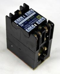 Square D AC Magnetic Relay Model 65215 - Photo 2
