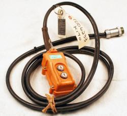 Used Kito Electric Chain Hoist (E7SE003B16151) control station - Photo 1
