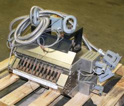 Used 12 Cloeren Epoch IV Triple Manifold Extrusion Die - Photo 1