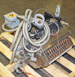 Used 12 Cloeren Epoch IV Triple Manifold Extrusion Die - Photo 2