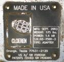 Used 12 Cloeren Epoch IV Triple Manifold Extrusion Die - Photo 5