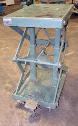 Used Air Technical Industries SLTM-1000 Lift Table - 1,000 lbs. - Photo 5