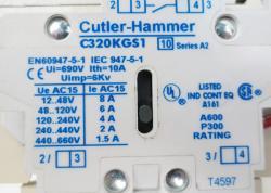 Cutler-Hammer AN16DN0AB Size 1 Starter - Photo 5