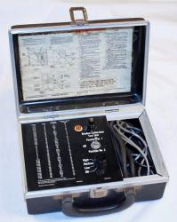 Used Westinghouse Seltronic Breaker Calibration Test Unit - Photo 1
